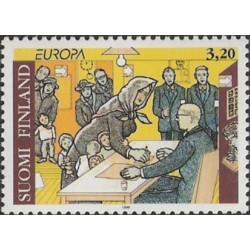 Suomija 1996. Moterų teisės