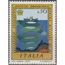Italija 1973. Hidrologijos...