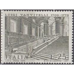 Italija 1973. Architektūra