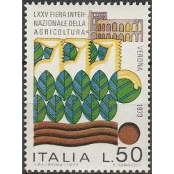 Italy 1973. International fair