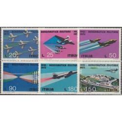 Italija 1973. Karo aviacija
