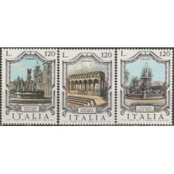 Italija 1977. Fontanai