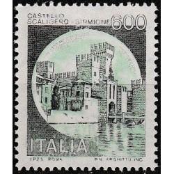 Italy 1980. Castle