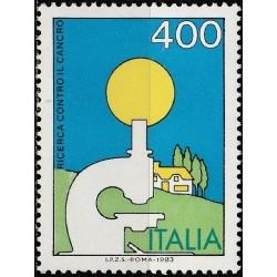 Italija 1983. Sveikatos...
