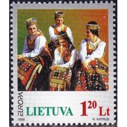 Lithuania 1998. Festivals...