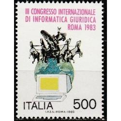Italija 1983. Informacinės...