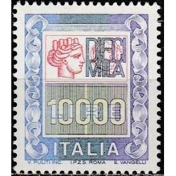 Italija 1983. Standartinė...