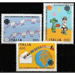 Italija 1983. Pašto ženklo...