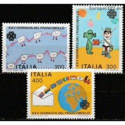 Italy 1983. Stamp Day
