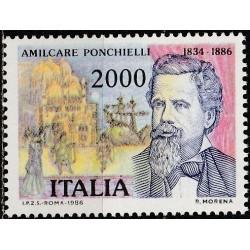 Italija 1986. Kompozitorius