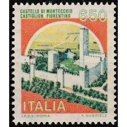 Italy 1986. Castles