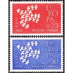 Prancūzija 1961. CEPT:...