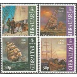 Gibraltaras 1997. Sakmės ir...