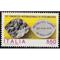 Italy 1986. Preventive...