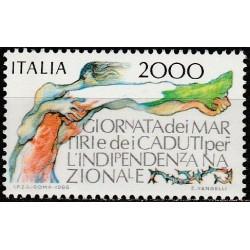 Italija 1986. Nacionalinė...