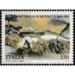 Italy 1986. Military events