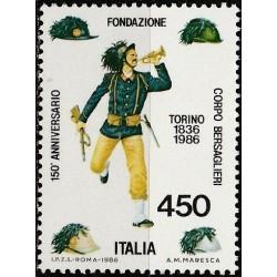 Italy 1986. Military