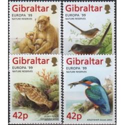 Gibraltar 1999. Nature...
