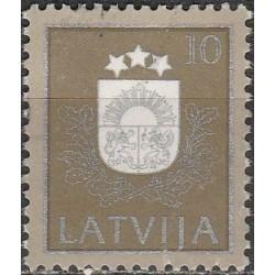 Latvia 1991. Coats of arms
