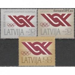 Latvia 1992. National...