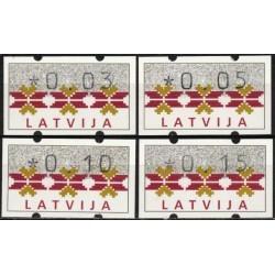 Latvia 1994. ATM (Frama)...