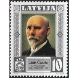 Latvia 1998. President