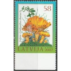 Latvija 2007. Grybai