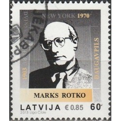 Latvija 2013. Markas Rotko...
