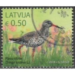 Latvija 2018. Paukščiai