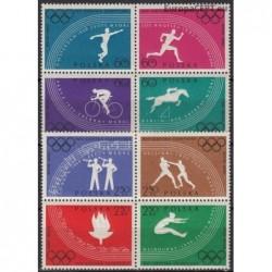 Poland 1960. Summer Olympic...