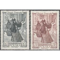 Poland 1962. Stamp Day