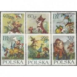 Poland 1962. Fairy tales