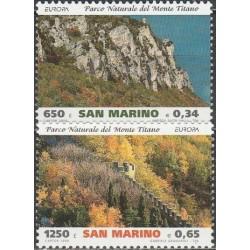 San Marinas 1999. Gamtos...