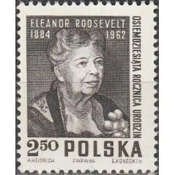 Poland 1964. Eleanor Roosevelt