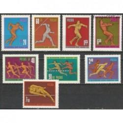 Lenkija 1966. Atletika