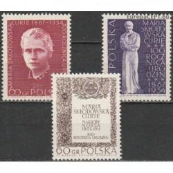 Poland 1967. Nobel Prize...