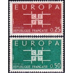 France 1963. CEPT: Stylised...
