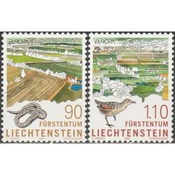 Lichtenšteinas 1999. Gamtos...