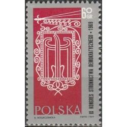Lenkija 1969. Demokratų...