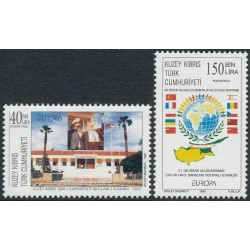 Cyprus (Turkey) 1998....