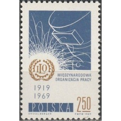 Poland 1969. International...