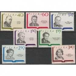 Poland 1969. Writers