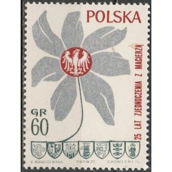 Poland 1970. History of cities
