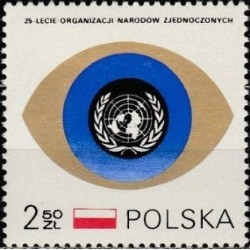 Lenkija 1970. Jungtinės tautos
