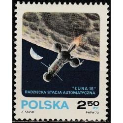 Poland 1970. Luna 16