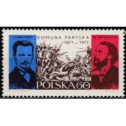 Lenkija 1971. Paryžiaus komuna