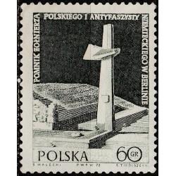 Lenkija 1972. Monumentas...