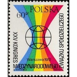 Poland 1972. Congress