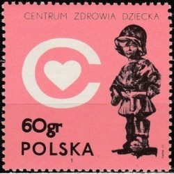 Poland 1972. Children...