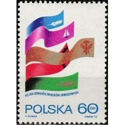 Lenkija 1972. Profsąjungos